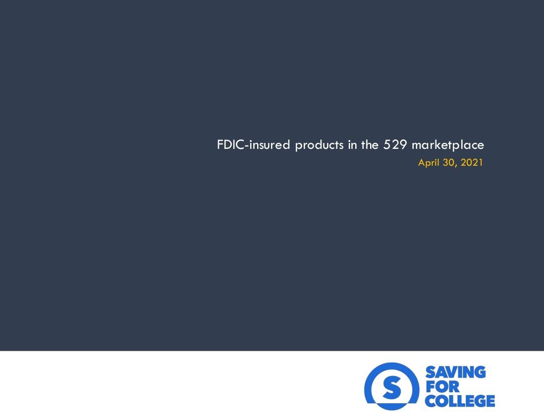 Newsletter Main FDIC 2021