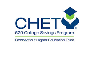 Connecticut Higher Education Trust (CHET) logo