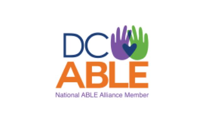 DC ABLE logo