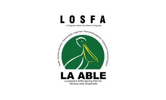LA ABLE logo