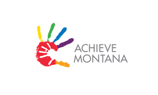 Achieve Montana logo