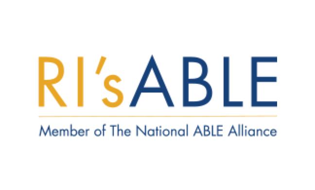 RI's ABLE logo